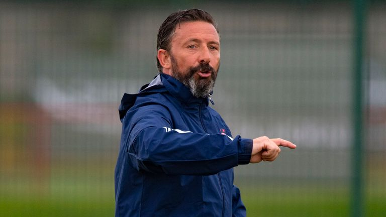 McInnes says his players did not think they were above the rules