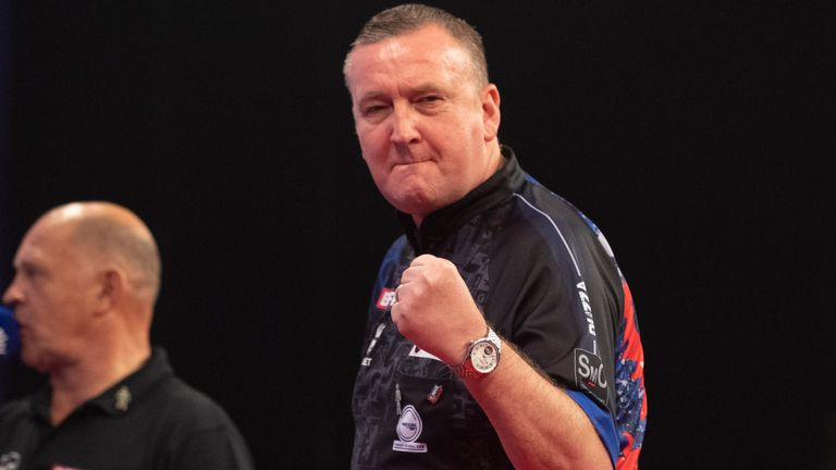 Glen Durrant misses out on a place in the 20-player field, but could take one of four qualification spots