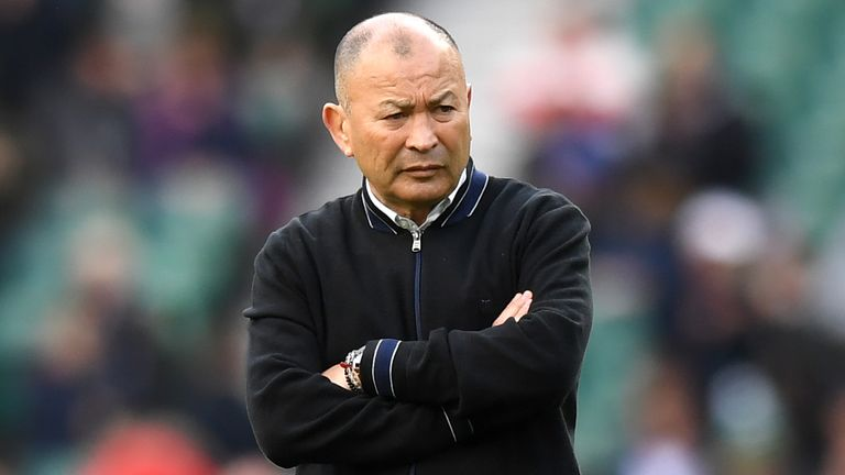 Eddie Jones wanted to bring back the public pride in the England rugby team