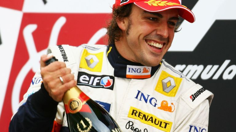 After a tumultuous single season at McLaren in 2007, Alonso returned to Renault for two more years but, one or two highlights aside, the second spell failed to deliver like the first