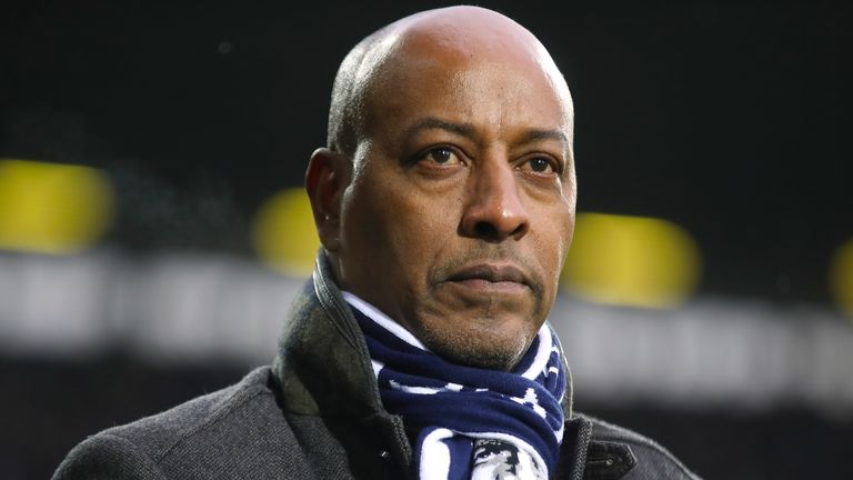 Brendon Batson works as a PFA special advisor to the FA