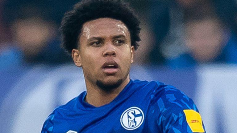 Weston McKennie joined Schalke in 2016