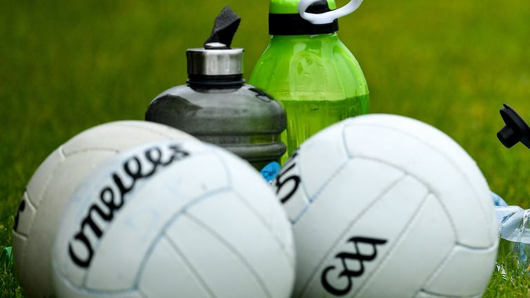 GAA clubs are adhering to a strict set of guidelines