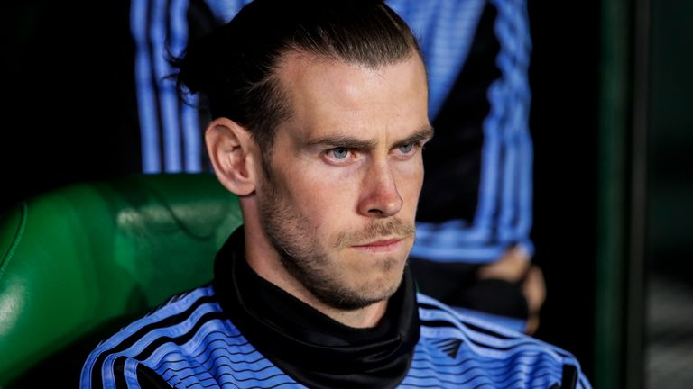 Real Madrid forward Gareth Bale is fighting to resurrect his career in Spain