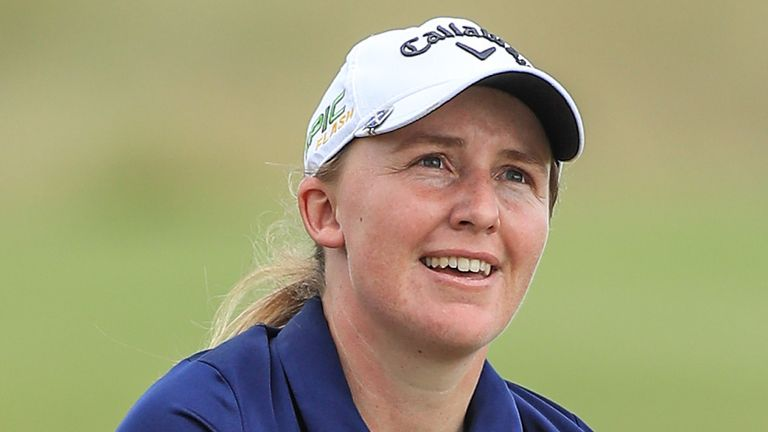 Gemma Dryburgh won her second Rose Ladies Series event in as many weeks