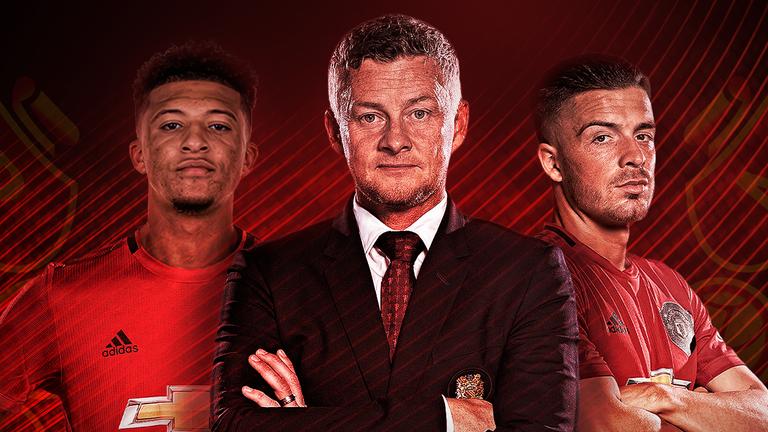 Could Jadon Sancho and Jack Grealish join Ole Gunnar Solskjaer at Manchester United?