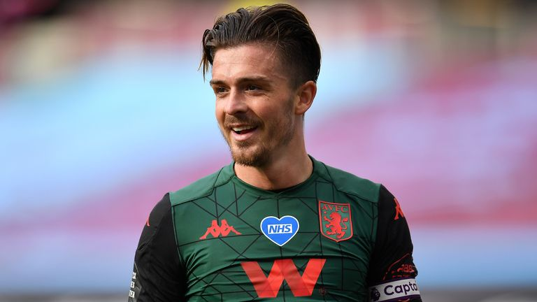 Will Jack Grealish be on the move in this transfer window?