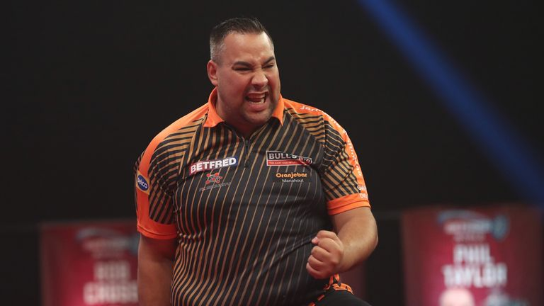 Jermaine Wattimena is the benefactor of Suljovic's withdrawal