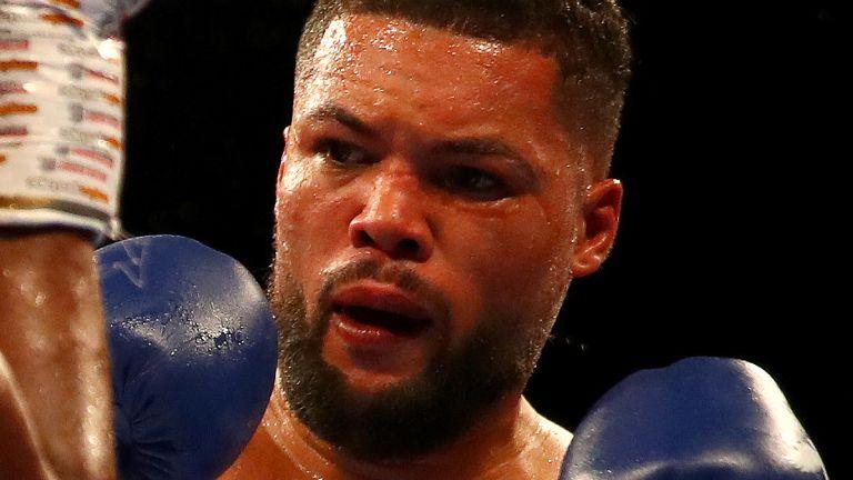 Joe Joyce fights on Saturday before facing Daniel Dubois in October