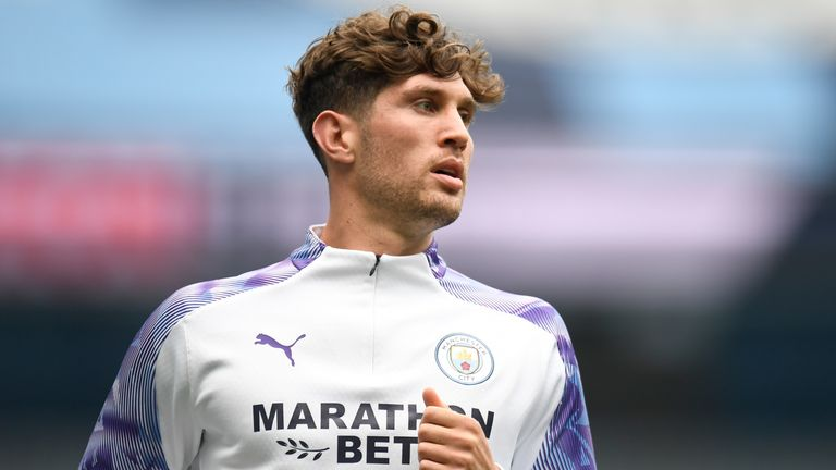 John Stones has admitted he has endured a frustrating time with Manchester City lately