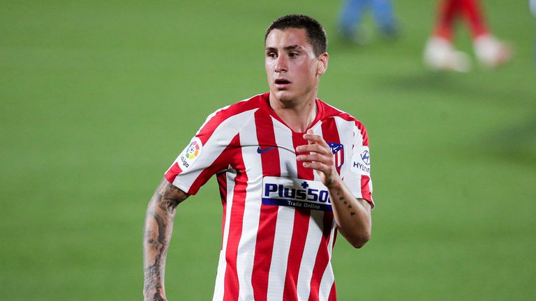 Could Atletico Madrid defender Jose Gimenez solve City's defensive issues?
