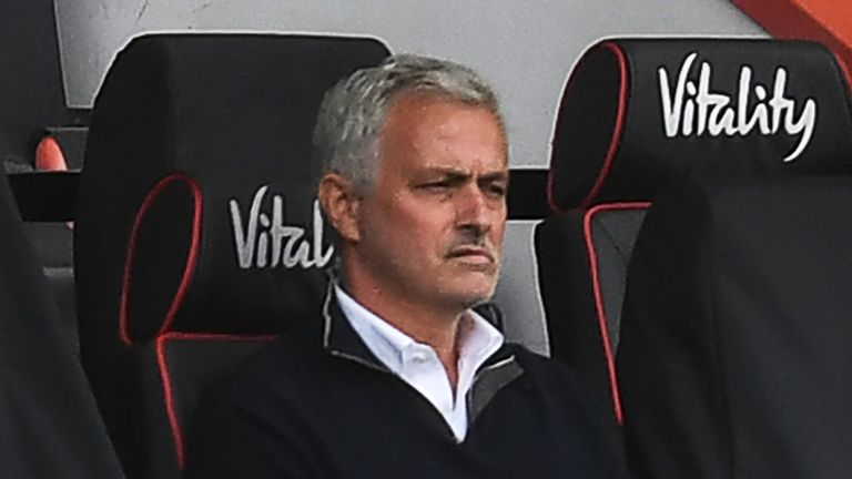 Jose Mourinho has questions to answer at Tottenham