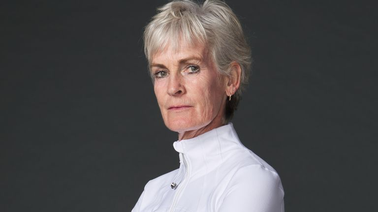 The Judy Murray Foundation is among the charities to receive support