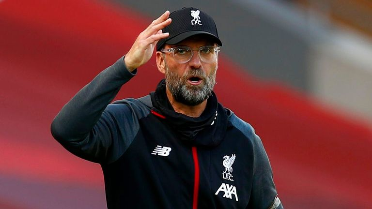 Jurgen Klopp's Liverpool must look for ways to keep improving, says Merson