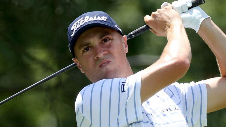 Justin Thomas starts the PGA Championship as world No 1