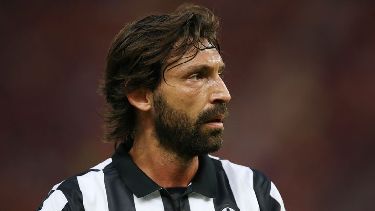 Andrea Pirlo is taking over as Juventus U23 coach, five years after leaving club