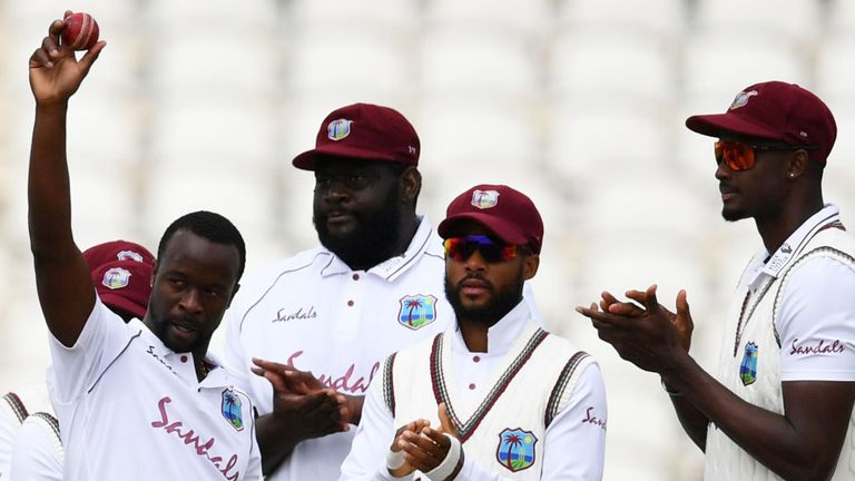 West Indies have recently returned from a three-Test tour of England