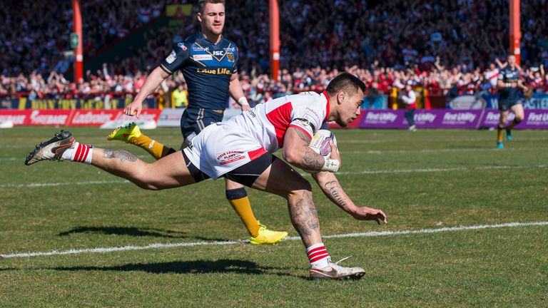Hull KR would have been playing Toronto this weekend, before the Wolfpack withdrew from Super League