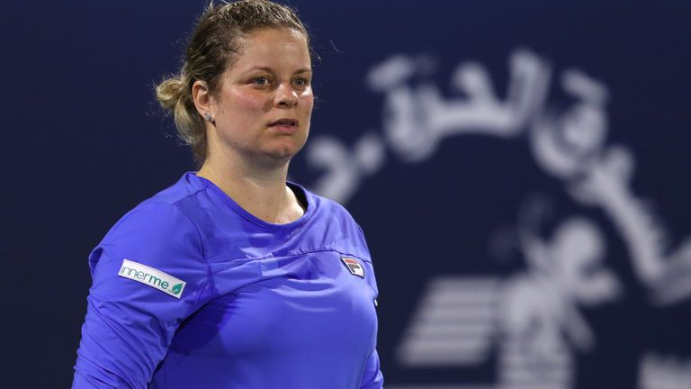 Kim Clijsters hopes to revive her career