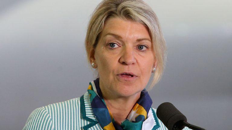 Australia Gymnastics chief executive Kitty Chiller said the federation had a