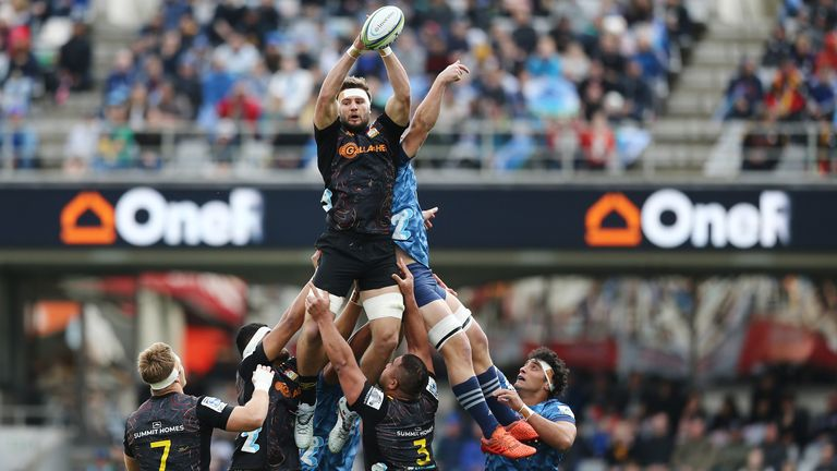 Big crowds were able to watch some matches this year as New Zealand's government dropped all restrictions on the size of public gatherings