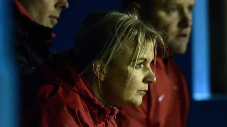 Lisa Fallon was appointed London City Lionesses manager at the end of May