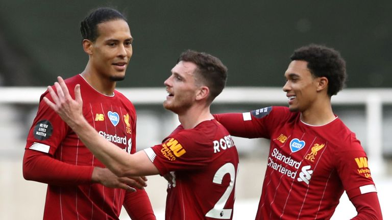 Liverpool players have been given a two-week holiday following their final Premier League fixture