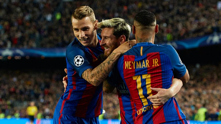 "Digne used to count Lionel Messi and Neymar as team-mates - but a ""special feeling"" about Everton brought him to Merseyside"