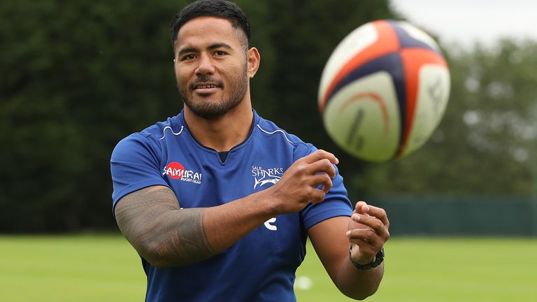 Man Tuilagi has left Leicester Tigers to join Sale Sharks