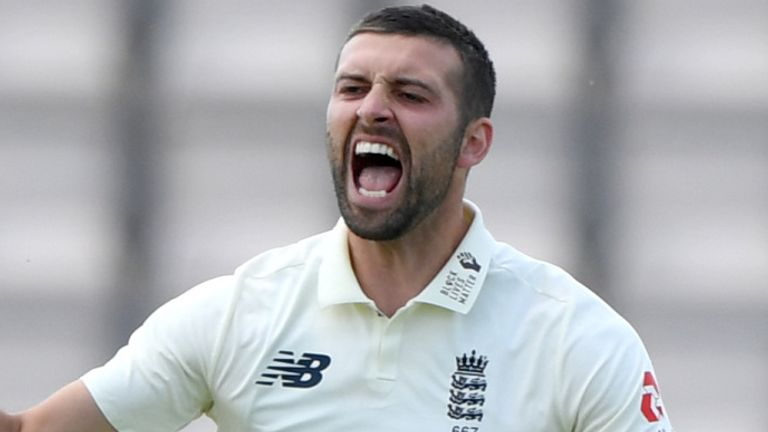 Mark Wood has played only one Test for England this summer but is being lined up as part of England's Ashes pace attack