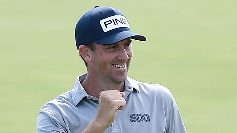 Thompson's closing 67 earned him a two-shot victory