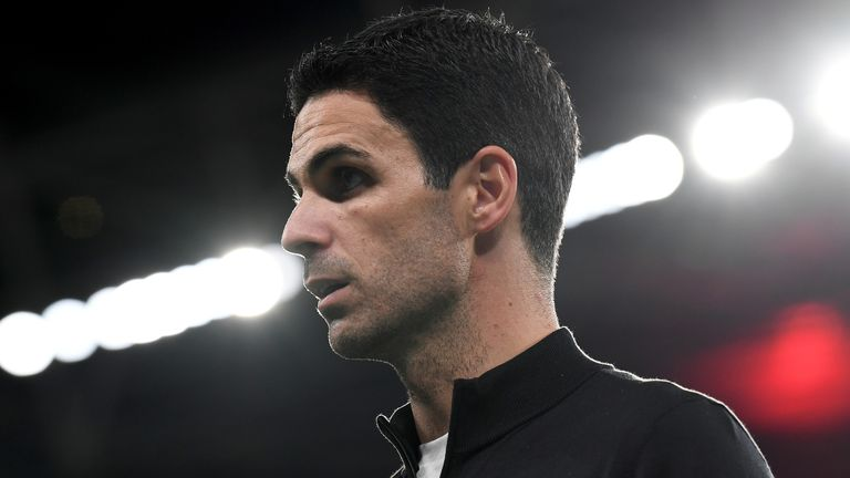 Mikel Arteta won the FA Cup as a player with Arsenal in 2014 and 2015