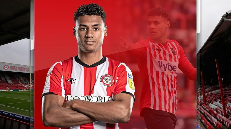 Ollie Watkins had to make changes to his game as a youngster at Exeter