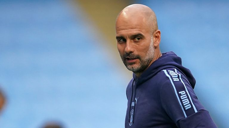 It is clear Manchester City need to strengthen in defence ahead of next season