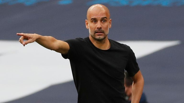 Pep Guardiola's side conceded almost a goal a game in the Premier League last season