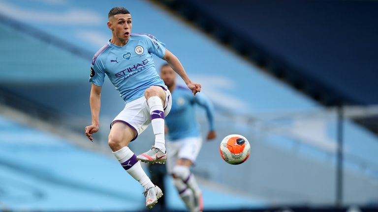 Phil Foden demonstrated again why he's so highly rated