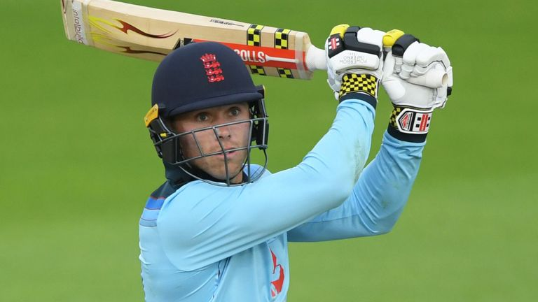 Phil Salt followed up a hundred for England Lions against Ireland last week with 80 for Sussex