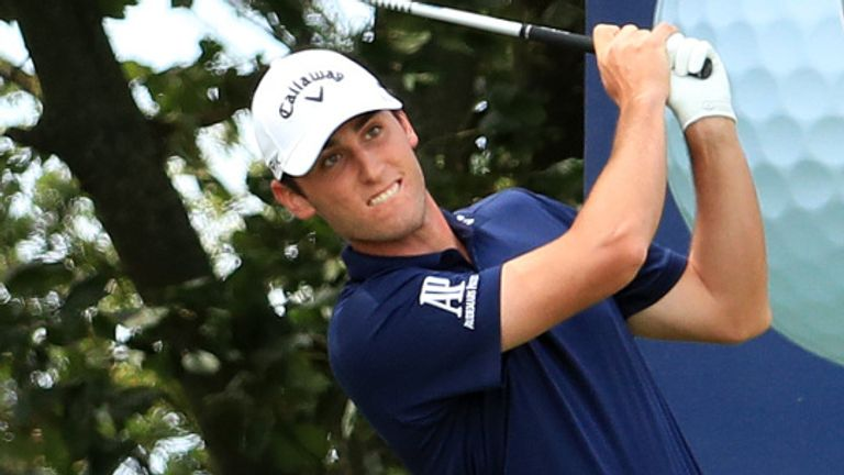 Highlights of Renato Paratore's winning round at Close House as the young Italian cruised to an impressive three-shot victory at the Betfred British Masters