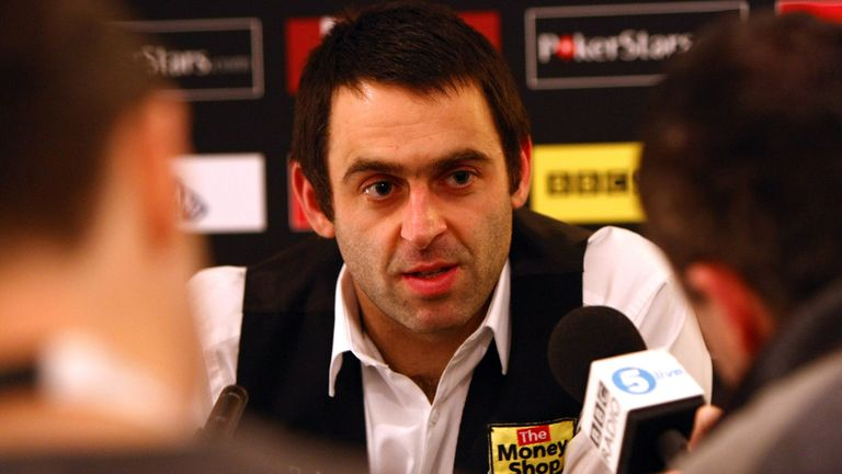 Ronnie O'Sullivan has compared himself to Diego Maradona