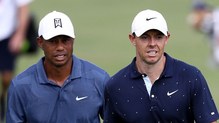 Rory McIlroy revealed last month he had struggled to maintain focus with no spectators on course