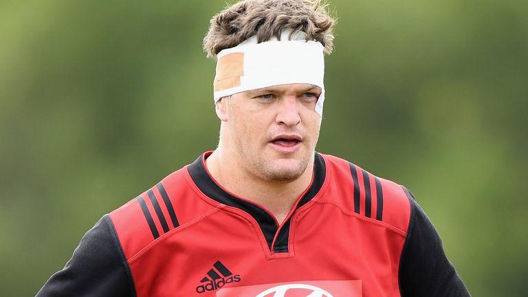 Scott Barrett will not feature in Super Rugby Aotearoa