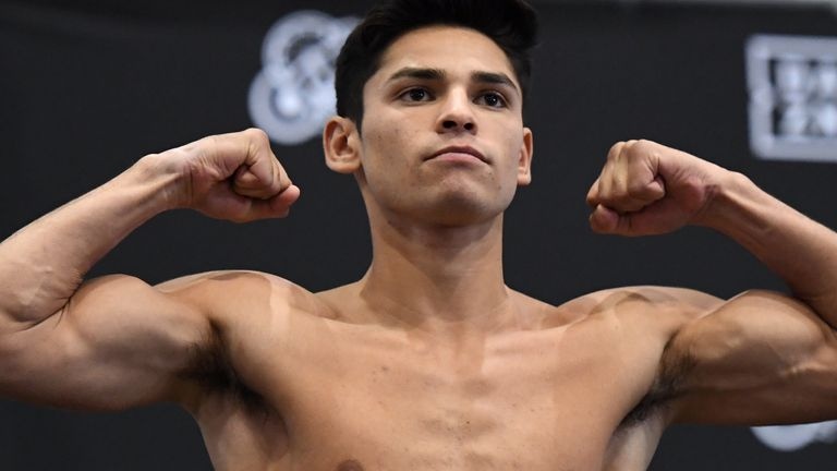 Ryan Garcia believes he can KO Luke Campbell