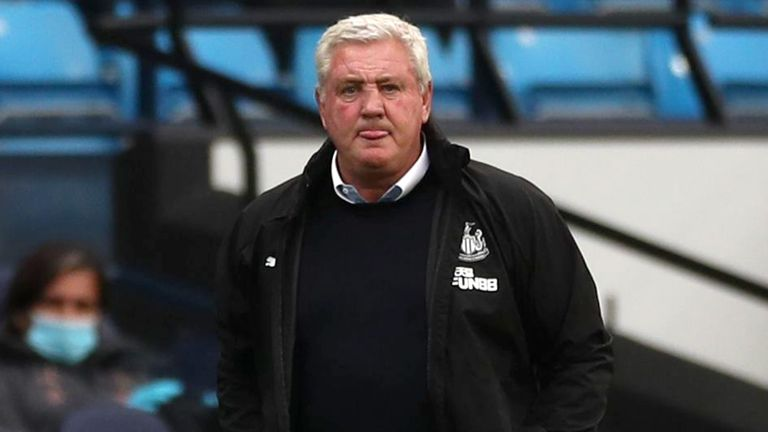 Manager Steve Bruce faces an uncertain summer in the transfer market