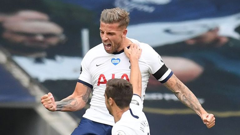 Tottenham produced a much better display on Sunday