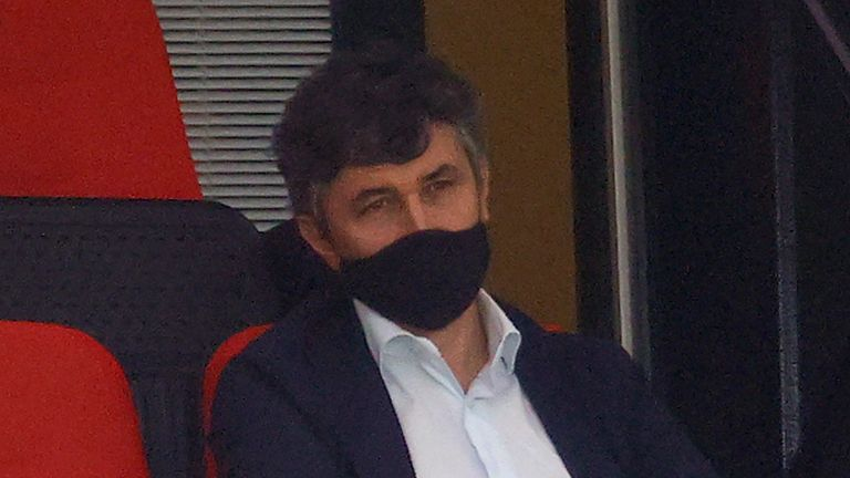 Watford's Italian owner Pozzo was criticised for sacking Nigel Pearson with two fixtures remaining in the Premier League