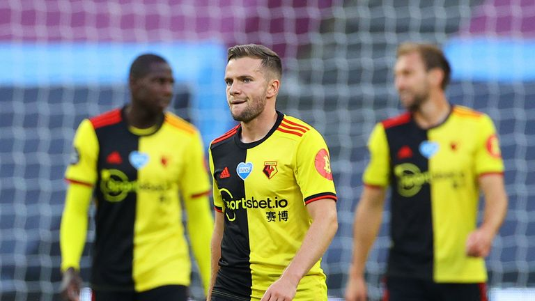 Watford return to the Sky Bet Championship after five years in the top flight