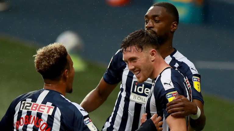 West Brom face a crunch clash against Fulham, live on Sky