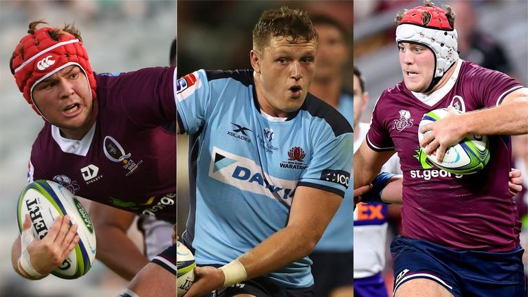 Harry Wilson, Angus Bell and Fraser McReight are three names picked out by Wallabies legends Tim Horan and Michael Lynagh