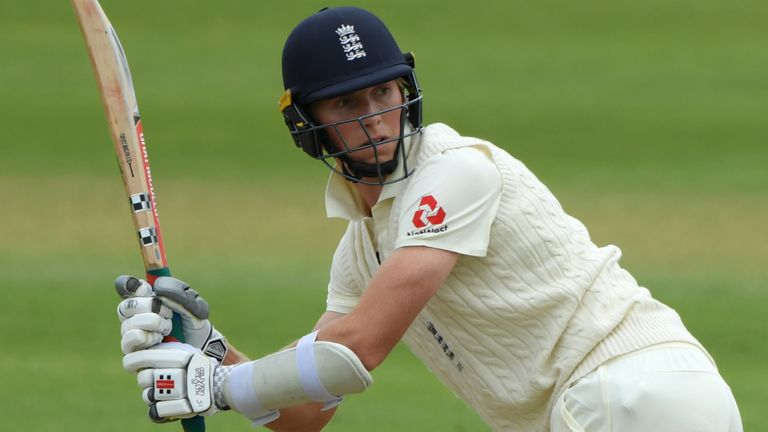 Crawley is desperate to score his maiden England Test hundred