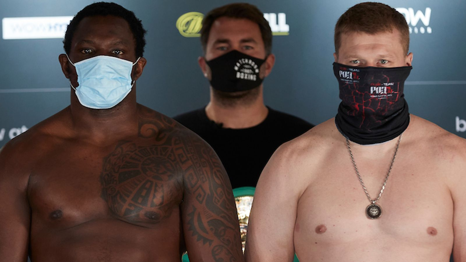 Whyte vs Povetkin: Dillian Whyte defeats demons on the scales